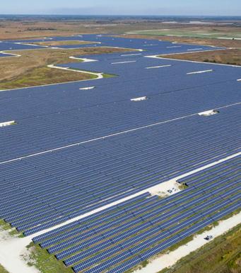 Vista aérea del Centro de Energía Solar Citrus