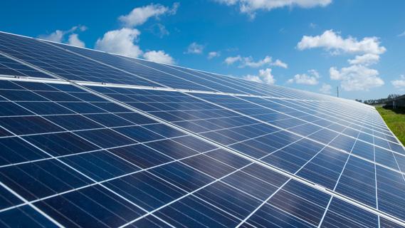 Centros de energía solar