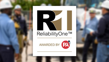 Honored to win National Reliability Excellence award