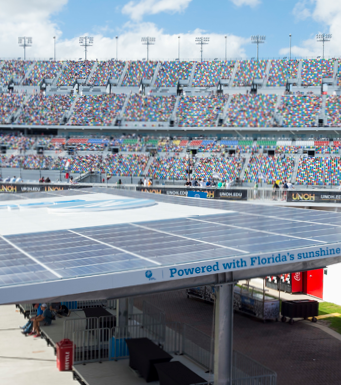 FPL and Daytona International Speedway partnership